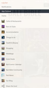 The Bali Bible - Travel Guide apk screenshot