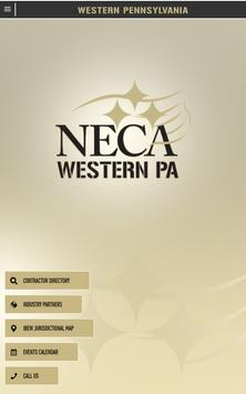 WPA NECA apk screenshot