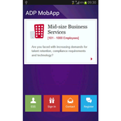 ADP MobApp icon