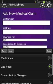 ADP MobApp screenshot 6