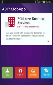ADP MobApp screenshot 9