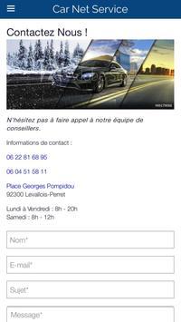 Car Net Service apk screenshot