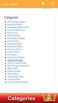 Funny Videos for whatsapp screenshot 2