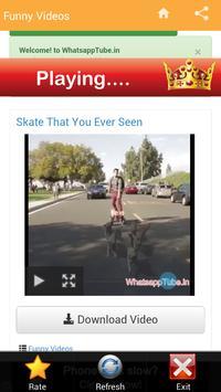 Funny Videos for whatsapp screenshot 5
