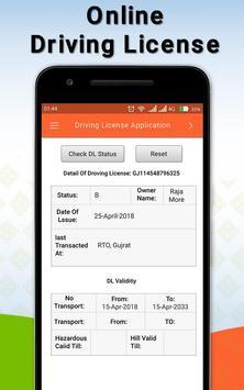 Driving Licence Online Apply screenshot 4