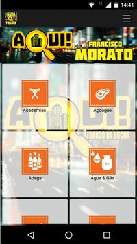 Aqui Morato Guia Comercial poster