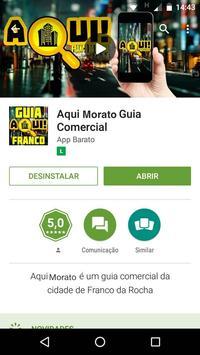 Aqui Morato Guia Comercial apk screenshot