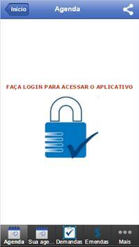 App e-Gabinete apk screenshot