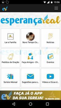 Esperança Real apk screenshot