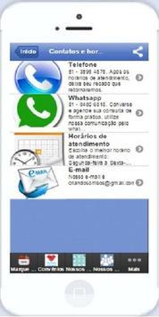 Criando Sorrisos Clínica apk screenshot