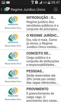Apostila Concurso do INSS free screenshot 1