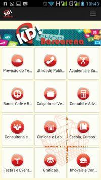 KDBarcarena screenshot 1