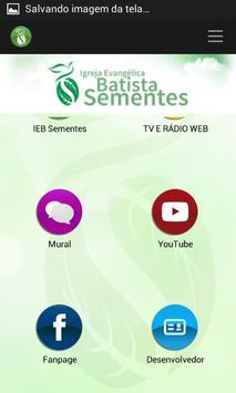 IEBS - Igreja Batista Sementes apk screenshot