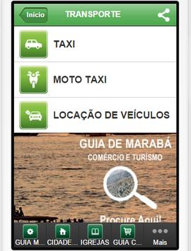 Guia de Marabá apk screenshot