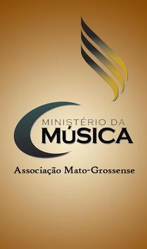 Ministério de Música AMT poster