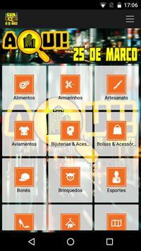 Aqui Guia 25 de Março poster