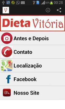 Dieta Vitória apk screenshot