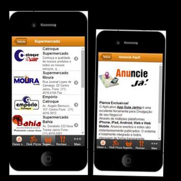 Guia Jarinu apk screenshot