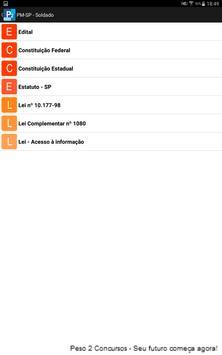 Peso 2 Concursos screenshot 4