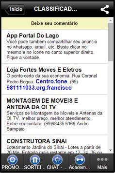 Port@l do Lago screenshot 3