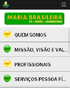 Maria Brasileira LaranjeirasES poster