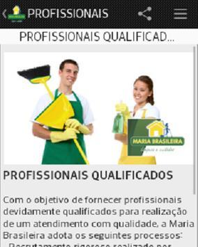 Maria Brasileira LaranjeirasES screenshot 4