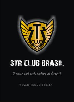 STR CLUB BRASIL poster