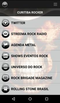 CURITIBA ROCKER screenshot 1