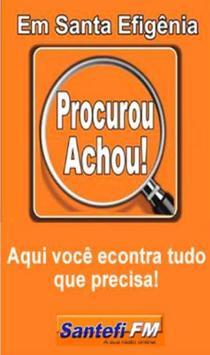 Procurou Achou poster