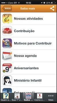 Ministério de Primeira apk screenshot