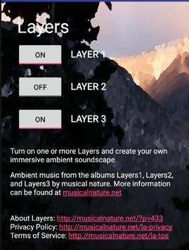 Layers apk screenshot