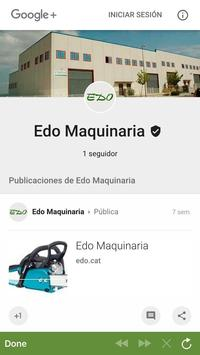Edo CAT apk screenshot