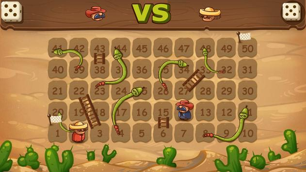 SNAKE AND LADDERS screenshot 3