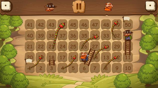 SNAKE AND LADDERS screenshot 2