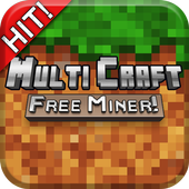 ► MultiCraft ― Free Miner! 👍 icon