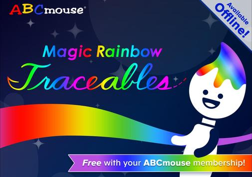 ABCmouse Magic Rainbow Traceables® screenshot 4