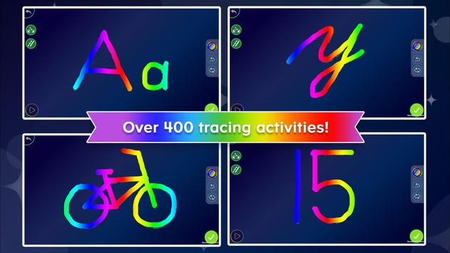 ABCmouse Magic Rainbow Traceables® screenshot 1