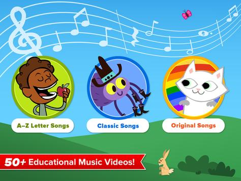 ABCmouse Music Videos apk screenshot