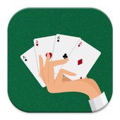 Casino Battle—Hi Lo Card Game icon