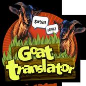 Cabrapp: traductor de cabras icon