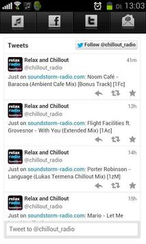 Soundstorm - Relax Radio screenshot 3