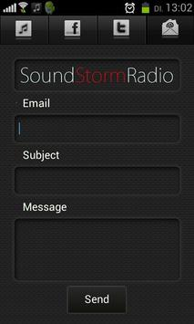 Soundstorm - Relax Radio screenshot 1