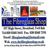 THE FIBREGLASS SHOP icon