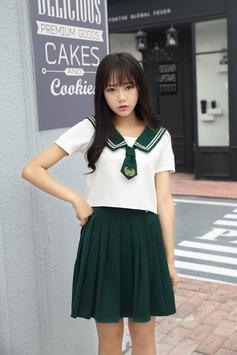 Beautiful High School Girls screenshot 2