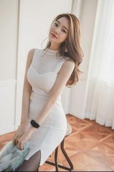 Pretty Girls Photo Korea apk screenshot