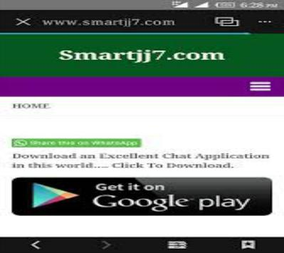 smartweb screenshot 2