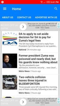 Hinnews South Africa screenshot 5