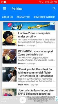 Hinnews South Africa screenshot 7