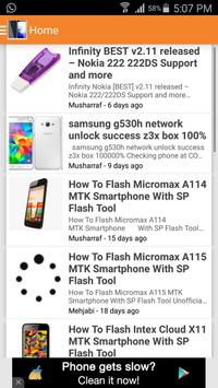 All Mobile Flash Tool poster