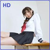 Hot Girls in School Uniform icon